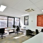 open plan office area A